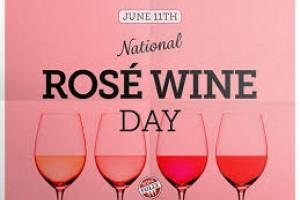11 июня - день розового вина