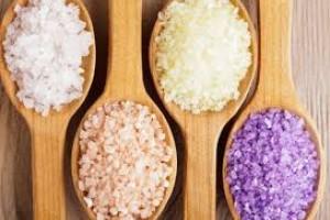 Применение соли в косметических средствах и процедурах