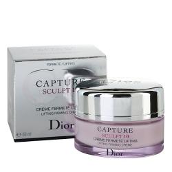 Крем для лица Dior Capture Sculpt 10 Creme Fermete Lifting