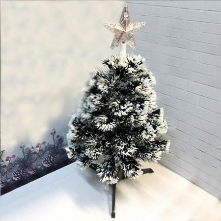 Ель новогодняя искусственная с лампочками 60 см