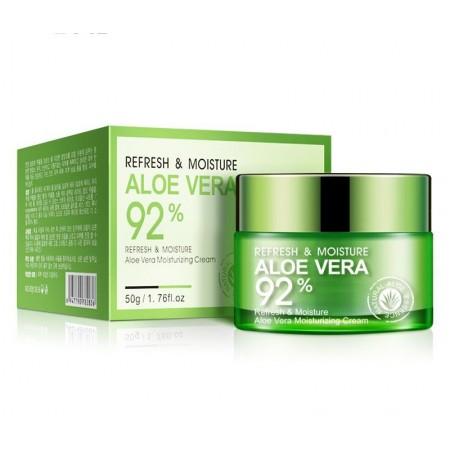 Крем для лица Bioaqua Refresh & Moisture Aloe Vera 92