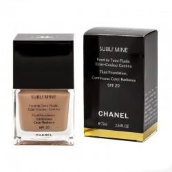 Тональный крем для лица Chanel Sublimine