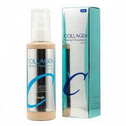 Тональный крем для лица Enough collagen moisture foundation 13