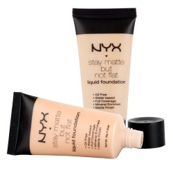Тональный крем NYX Stay Matte But Not Flat Liquid Foundation №03