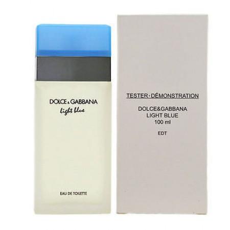 Dolce&Gabbana Light Blue EDT tester женский
